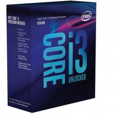 Procesor Intel Core i3-8350K Quad Core 4.0 GHz Socket 1151 BOX