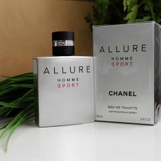 Parfum Original Tester Chanel Allure Homme Sport foto