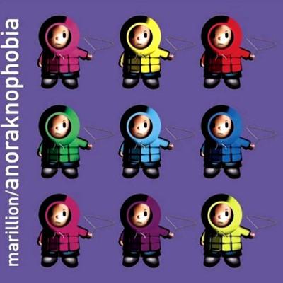 Marillion Anoraknophobia remastered digibook (cd) foto
