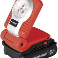 RAIDER Lanterna Cu LED