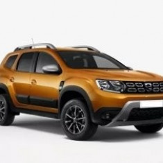 Bandou protectie laterala usa dreapta spate Dacia Duster 2 2018+
