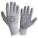 Manusi poliuretan antitaiere tricotate Lahti Pro, marimea 10