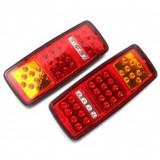 Lampa stop cu led art1472 cu LED 12V (27.5x10)