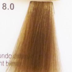 Vopsea de par CLR cu amoniac - nr. 8.0 - 100 ml, Parisienne