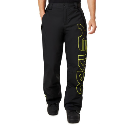 Pantaloni Oakley Cedar Ridge Insulated 10K/2L Blackout foto