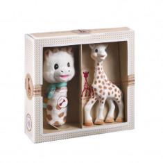 Set de nastere Girafa Sophie si zornaitoare Sweety Sophie Vulli