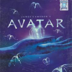 DVD SF: Avatar ( 2009 , set 3 discuri , SIGILAT , subtitrare romana )