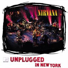 Nirvana MTv Unplugged In New York (cd)