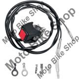 MBS Buton de oprit K+S Technologies, Yamaha YZF600R 1994 - 2006, Cod Produs: 06160023PE