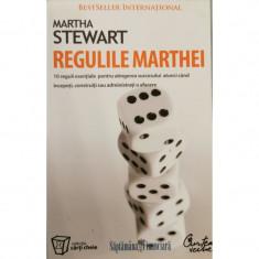 Regulile Marthei - Martha Stewart