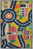 Covor Decorino Copii & Tineret C68-032204, Multicolor, 133x190 cm