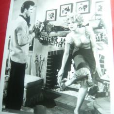 Fotografie din Filmul Scoala Tinerilor Casatoriti 1962 cu Jane Fonda ,dim.=25x20