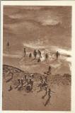 AMS* - ILUSTRATA/VEDERE - VASILE ROAITA - COLONIE DE COPII RPR SEPIA NECIRCULATA