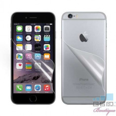 Folie Protectie Display iPhone 6s 2 in 1 HD Clear, Apple