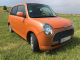 Daihatsu Trevis portocaliu, an 2007, benzina, cutie automata, CUORE, Hatchback