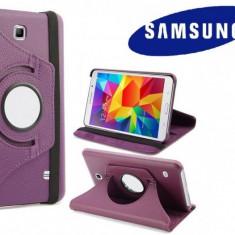 Husa rotativa Samsung Galaxy Tab 4 7.0 7 SM-T230 T230 T231 T235 + stylus