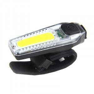 Semnalizare LED pentru bicicleta ZH1608, USB, 120 lm, COB, 300 mah