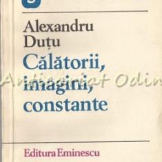 Calatorii, Imagini, Constante - Alexandru Dutu