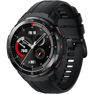 Smartwatch HONOR Watch GS Pro, Android/iOS, Charcoal Black foto