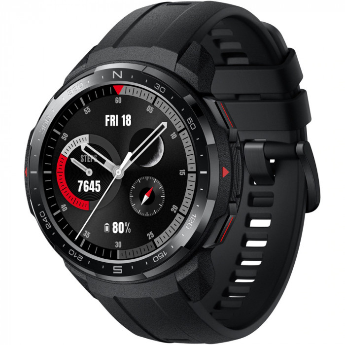 Smartwatch HONOR Watch GS Pro, Android/iOS, Charcoal Black