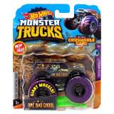 Masinuta Hot Wheels Monster Truck, One Bad Ghoul, GJD93