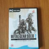 Metal Gear Solid 2 [PC], Konami