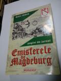 EMISFERELE DE MAGDEBURG (pagini de jurnal) - NEAGU UDROIU