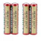 Set 4 baterii Toshiba Heavy-Duty R3, tip AAA