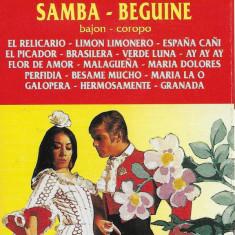 Caseta Mario Battaini – Passo Doppio - Samba - Rumba - Beguine - Bajon