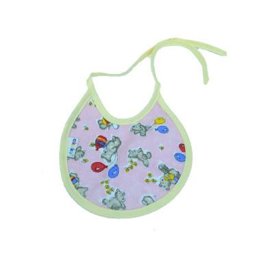 Baveta din bumbac pentru bebelusi Akuku A1600-VE, Multicolor foto