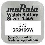 Baterie de ceas Murata 373 SR916SW SR68 1.55V 1 Bucata /Set