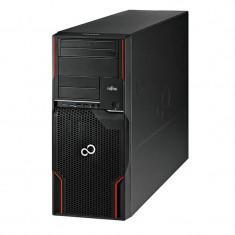 Workstation Second Hand Fujitsu CELSIUS W520, Quad Core E3-1230 v2, Quadro 2000