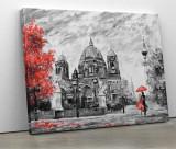Tablou canvas personalizat cu peisaj pictat Berlin