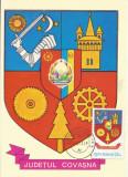 România, LP 928/1976, Stemele judeţelor (A-D), (uzuale), c.p. maximă, Covasna