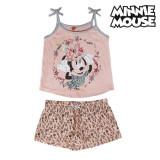 Cumpara ieftin Pijama de Vara pentru Fete Minnie