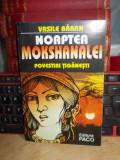 VASILE BARAN - NOAPTEA MOKSHANALEI , 1995 , CU DEDICATIE !!!