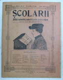 SCOLARII , REVISTA INSTRUCTIVA SI EDUCATIVA PENTRU SCOLARI SI TINERET , ANUL I , NO. 9 , IUNIE 1915
