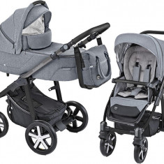 Baby Design Husky carucior multifunctional + Winter Pack - 07 Gray 2019