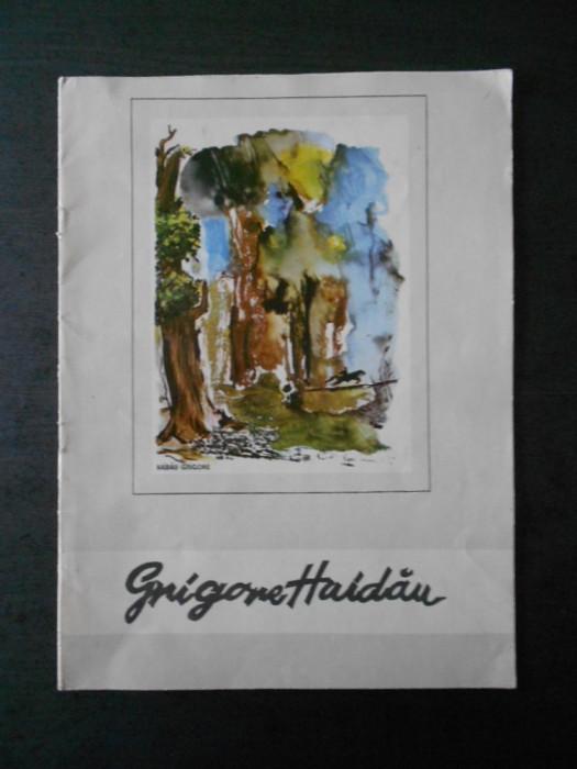 GRIGORE HAIDAU (1989, 12 ilustratii)