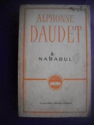HOPCT  NABABUL / ALPHONSE DAUDET  - 1965 - 427  PAGINI foto