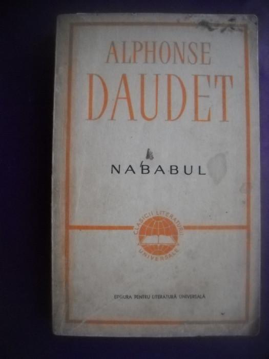 HOPCT  NABABUL / ALPHONSE DAUDET  - 1965 - 427  PAGINI