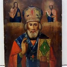 Sf. Nicolae, Icoana Ruseasca , Cca. 1900