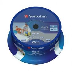 Cake 10 BD Disc 25Gb 6X Verbatim Printabil