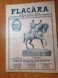 """flacara 18 aprilie 1915-articolul """"cele 2 frante"""" , eugen lovinescu"""