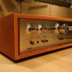 Wood cabinet AKAI