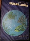 Carte Veche cu ilustratii 1977,UZINA AQUA,MIHAI C.BACESCU,int.CA NOUA,T.GRATUIT