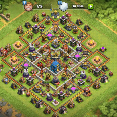 cont clash of clans lvl 12