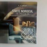 Mostre sigilate in sticlute cu brochura - Set 4 - Avon, Oriflame - NOU, Mai putin de 10 ml, Tester
