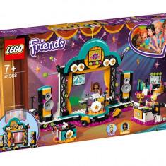 LEGO Friends - Concursul de talente al Andreei 41368