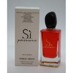 Si Passione 100ml - Giorgio Armani | Parfum Tester ( Plus Cadou )
